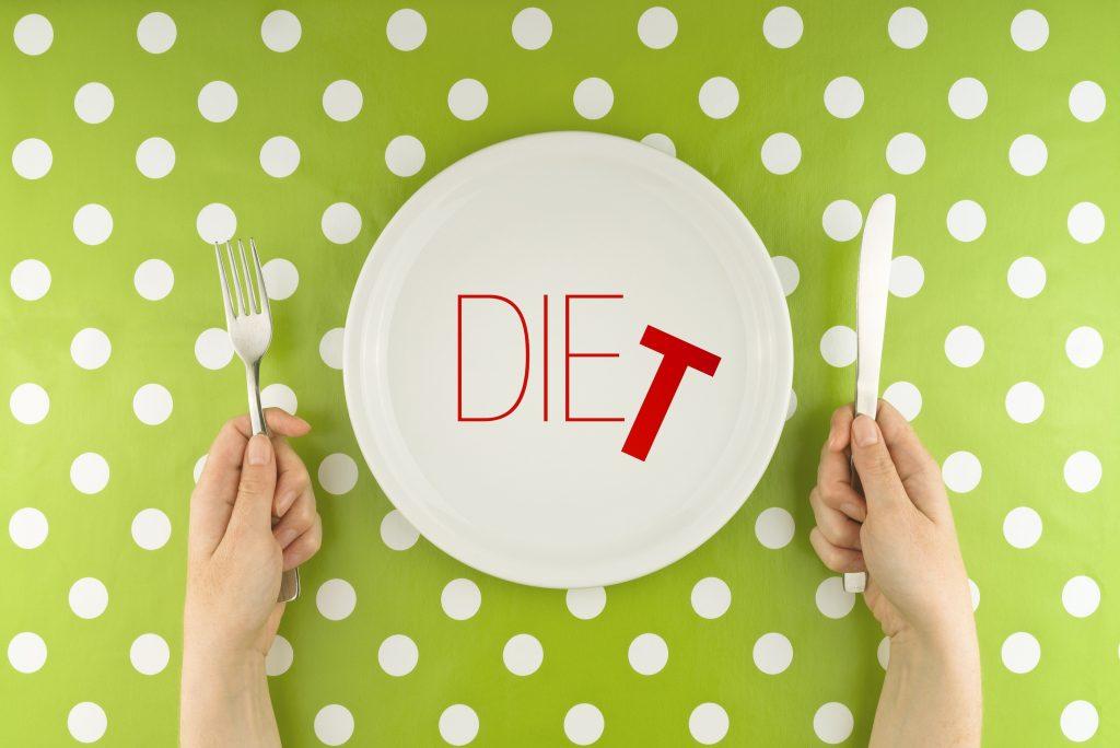 در راستای سلامتی مان متعادل غذا بخوریم