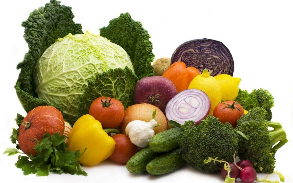 استفاده از سبزیجات و کنترل فشار خون
